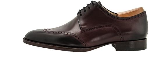 d6d572cdf19 Středně tuhou a lehce robustní obuv ideální do podzimního a zimního počasí  zhotovíme metodou Bentivegna