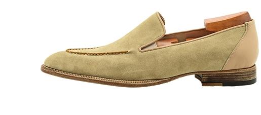 Středně tuhou a lehce robustní obuv ideální do podzimního a zimního počasí  zhotovíme metodou Bentivegna 8cec1258f9